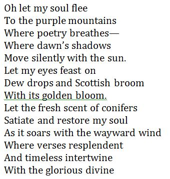 mountain-poem