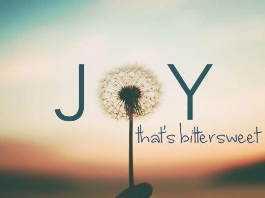 joy bittersweet