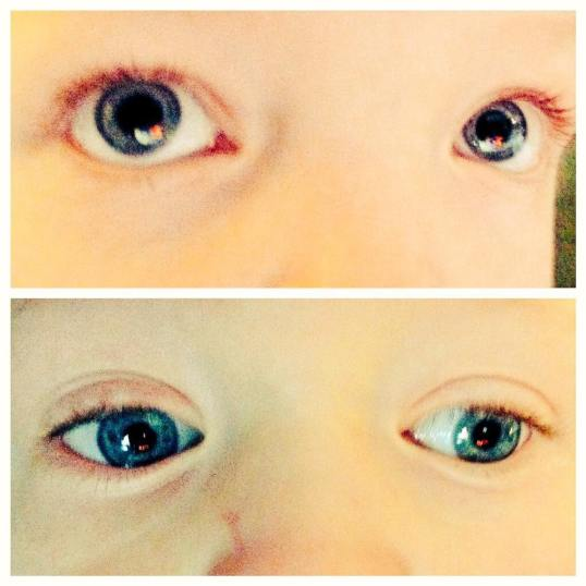 boys eyes
