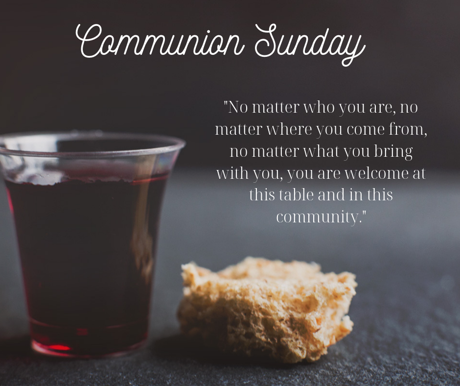 00-Communion Sunday